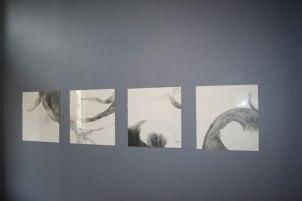 Exhibition at InHouse Gallery, Portland, OR