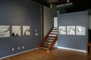 Exhibition at InHouse Gallery, Portland, OR